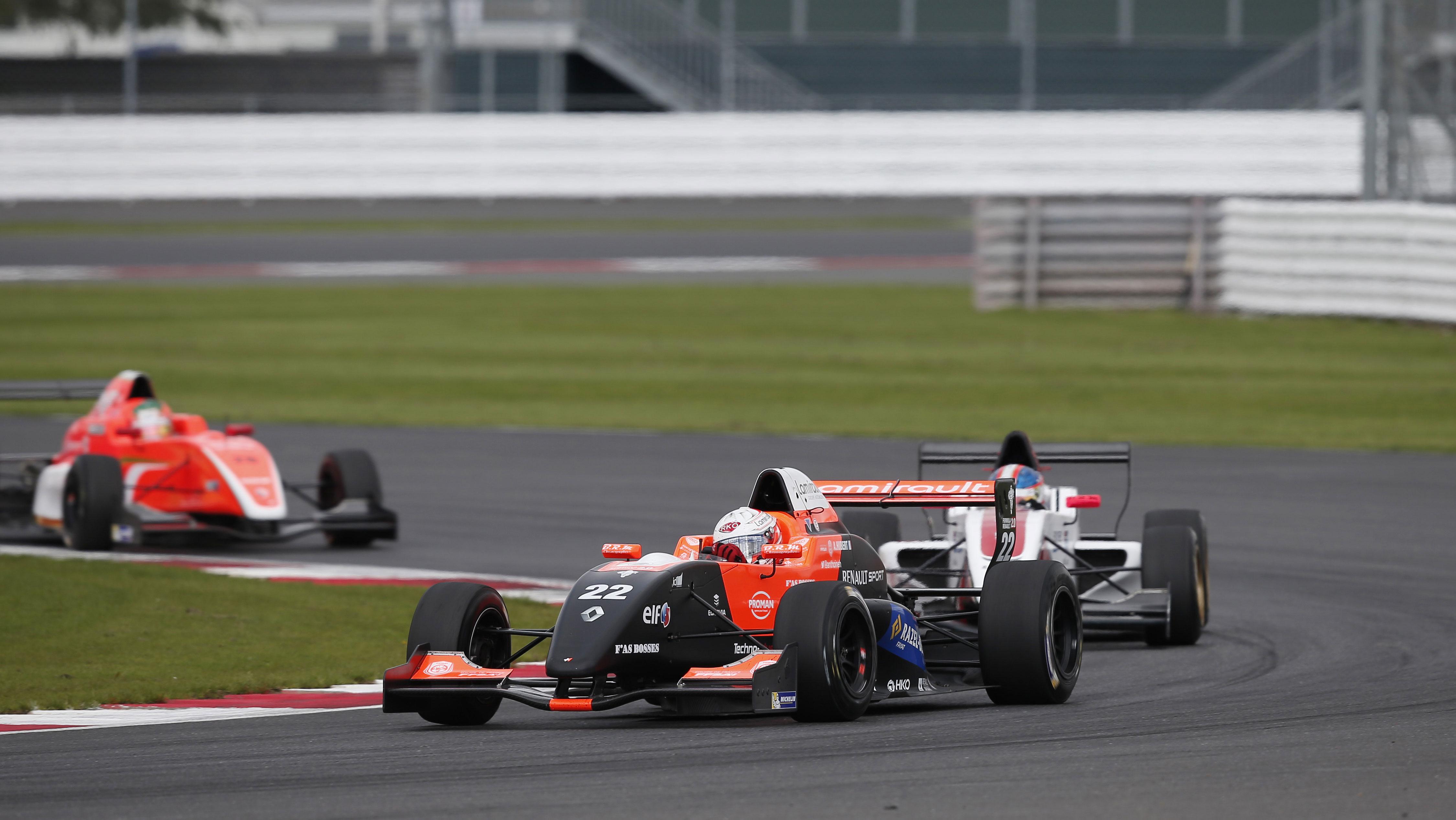 Anthoine Hubert vince Gara 2 a Le Mans