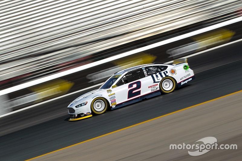 NASCAR penalizes Keselowski for controversial restart violation
