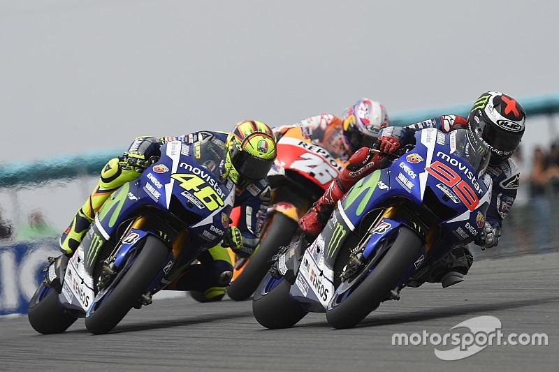 """Rossi perd de précieux points face à un Lorenzo """"proche de la perfection"""""""