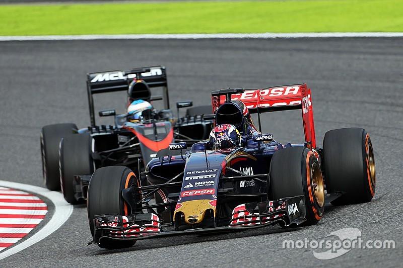 """Verstappen - """"Doubler Alonso fut un grand moment"""""""