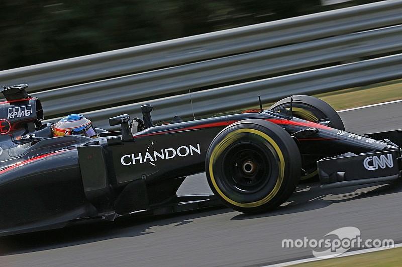 McLaren annonce un nouveau sponsor