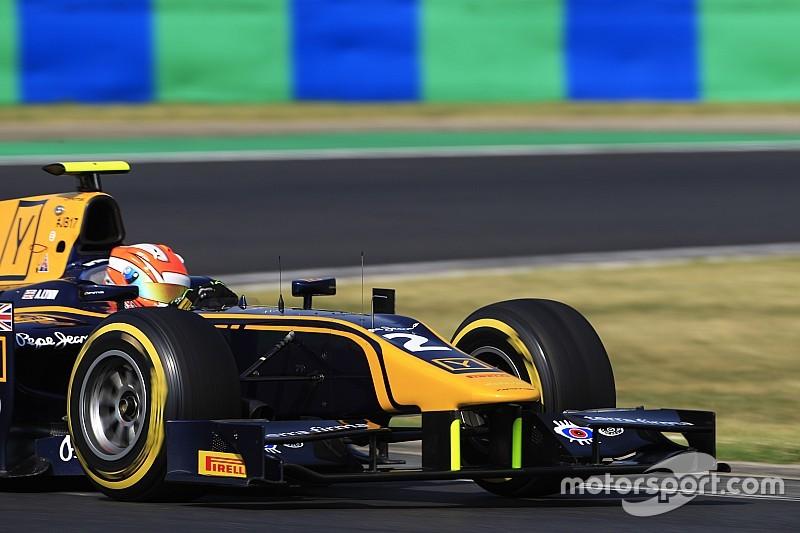 GP3 Series 2016-18 - Exit Carlin, DAMS débarque