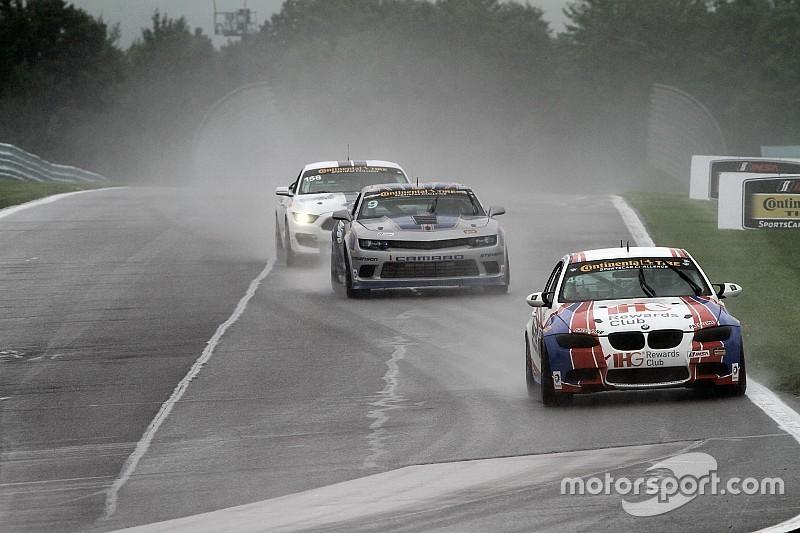 BMW, Audi win the Road Atlanta battle; Chevrolet and Mazda win the war