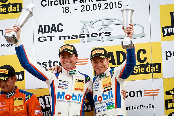 Sebastian Asch/Luca Ludwig gewinnen GT-Masters 2015