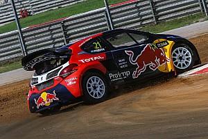World Rallycross Résumé de course Hansen s'impose et se relance au Championnat