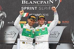 Blancpain Sprint Relato da corrida Ferrari volta a vencer e brasileiros repetem resultado de sábado