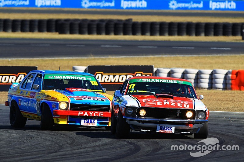 Johnson to race Mustang at Bathurst