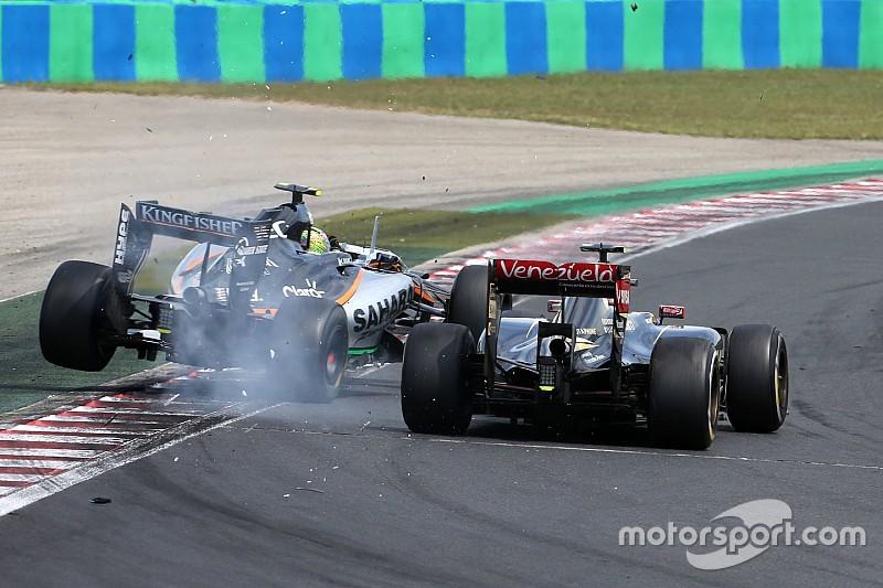 Haas dice que la F1 es más dramática que NASCAR