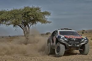 Rallye News Technischer Defekt stört Dakar-Vorbereitung von Sébastien Loeb