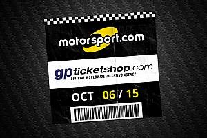 General Motorsport.com news  Motorsport.com and GPTicketShop.com Announce Global Partnership
