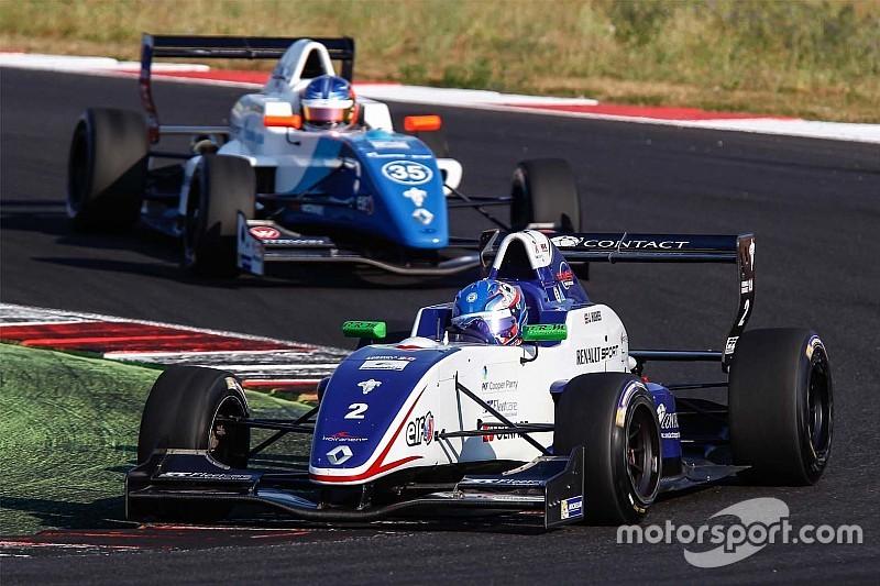 A Jerez volata a cinque per il titolo della Formula Renault 2.0 ALPS