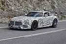 Spyshots - La nouvelle Mercedes-Benz SLS AMG GT testée en Espagne