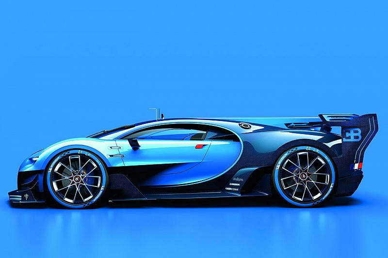 Vidéo - Les coulisses de la création du concept Bugatti Vision Gran Turismo