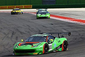 Blancpain Sprint Preview Will super-subs decide title fight at Zandvoort?