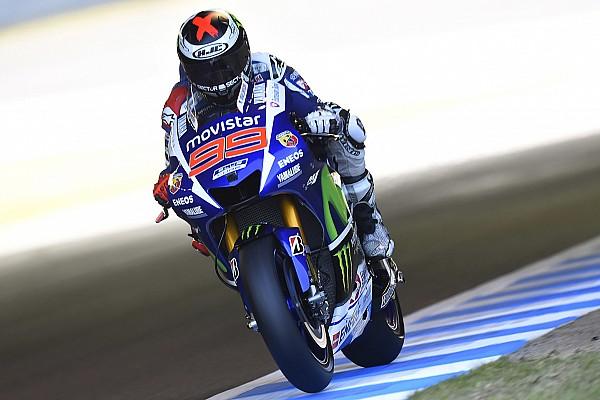 MotoGP in Motegi: Jorge Lorenzo holt die Pole-Position