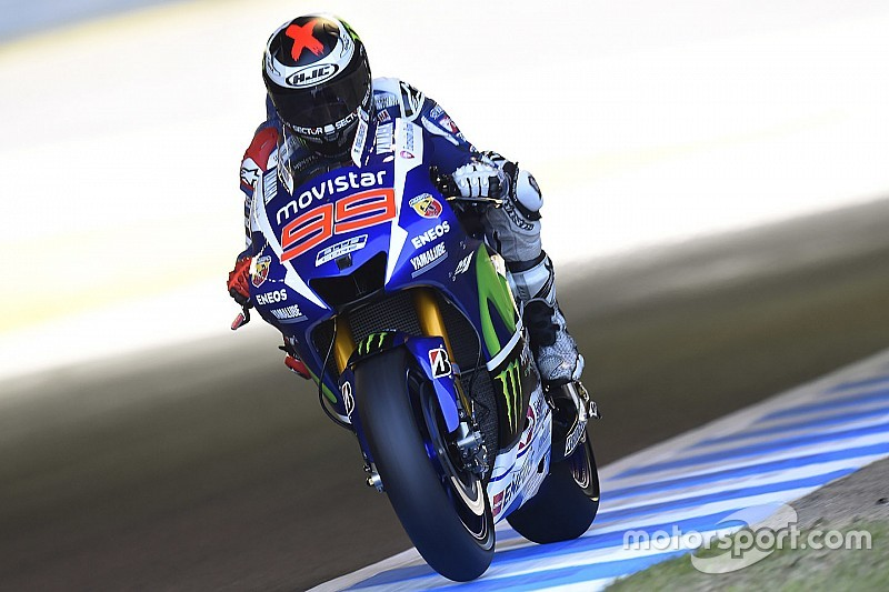 MotoGP in Motegi: Jorge Lorenzo holt die Pole-Position