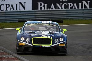 BSS Ultime notizie Pole per la Bentley a Zandvoort