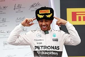 """F1 比赛报告 汉密尔顿""""三冠王""""在望,佩雷兹重返领奖台"""