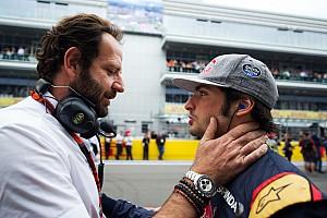 F1 突发新闻 塞恩斯:若完赛就是英雄