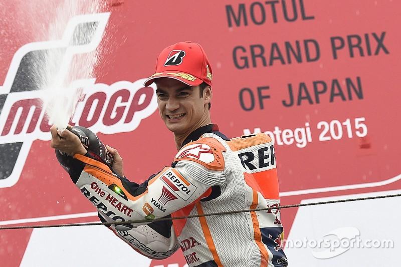 Dani Pedrosa punta al terzo podio di fila in Australia