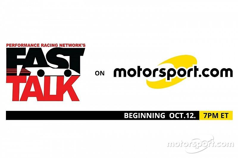 Motorsport.com en Performance Racing Network kondigen content samenwerking aan