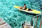 Em busca do bi, Nelsinho treina para estreia nas Maldivas