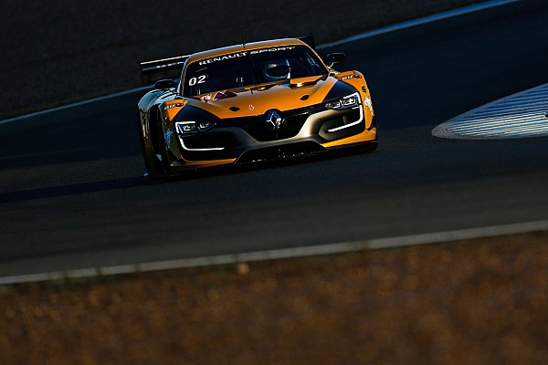 Renault Sport R.S. 01, scoperti a Jerez i suoi segreti