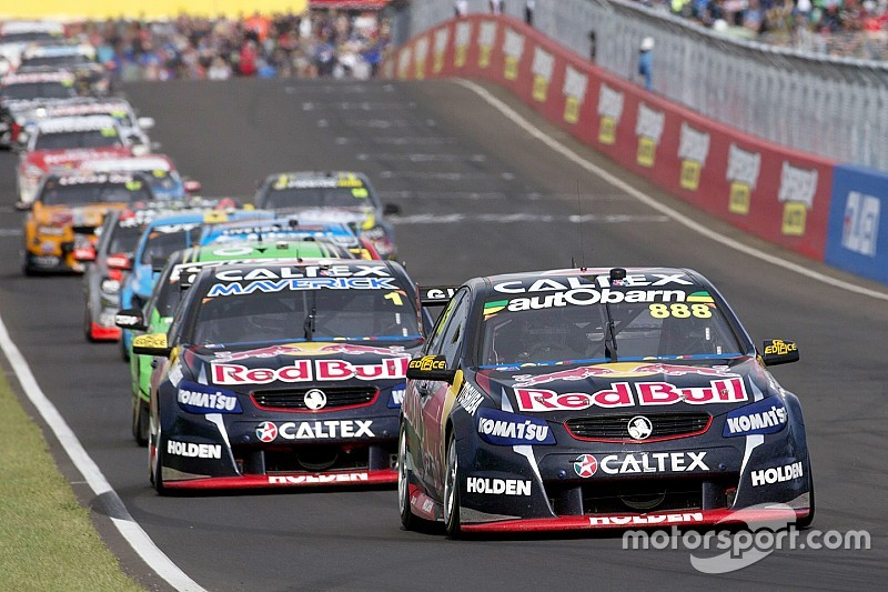 Lowndes not relying on Whincup help in title battle