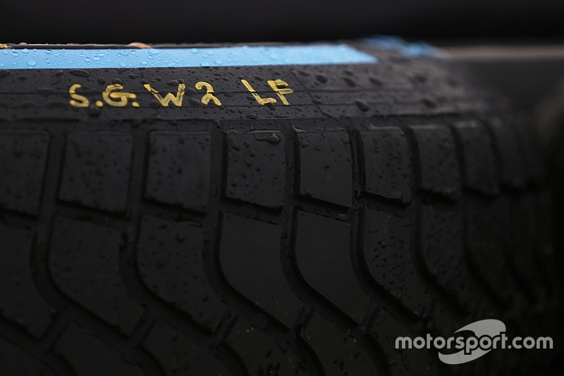 Хембри: Новые шины будут быстрее на три секунды с круга