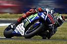 Lorenzo - Terminer derrière Rossi rendrait le titre