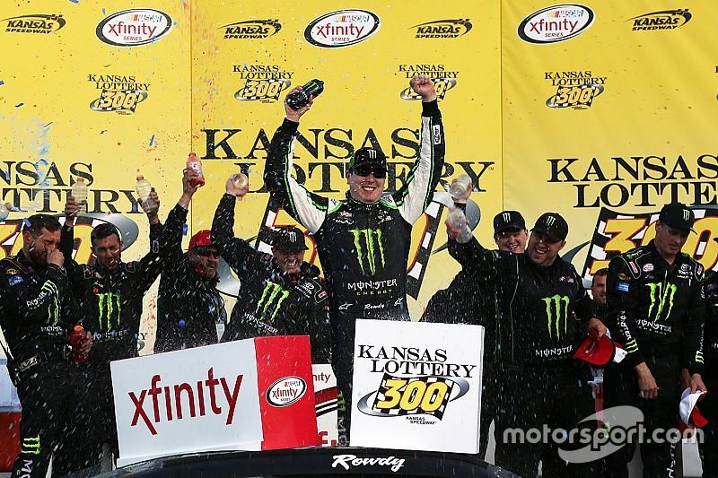 Kyle Busch llega a 75 victorias en la Xfinity Series