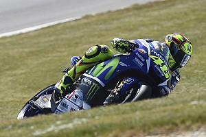 MotoGP Résumé de course Rossi est fier de sa course, mais frustré et déçu du résultat
