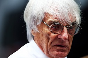 Formula 1 Breaking news Ecclestone: F1 needs overhaul to cease being