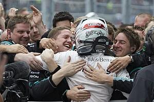 Формула 1 Пресс-релиз В Mercedes намерены закрыть вопрос о титуле Хэмилтона в Остине