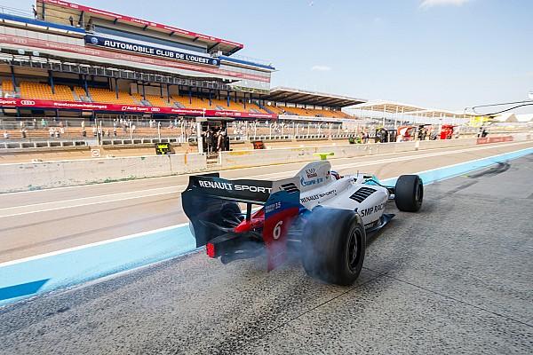 Russell and Kirchhofer headline entry list for FR3.5 Jerez test