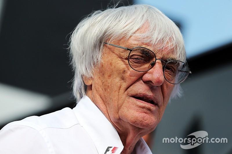 Bernie Ecclestone will 2016 wieder V8-Motoren zulassen