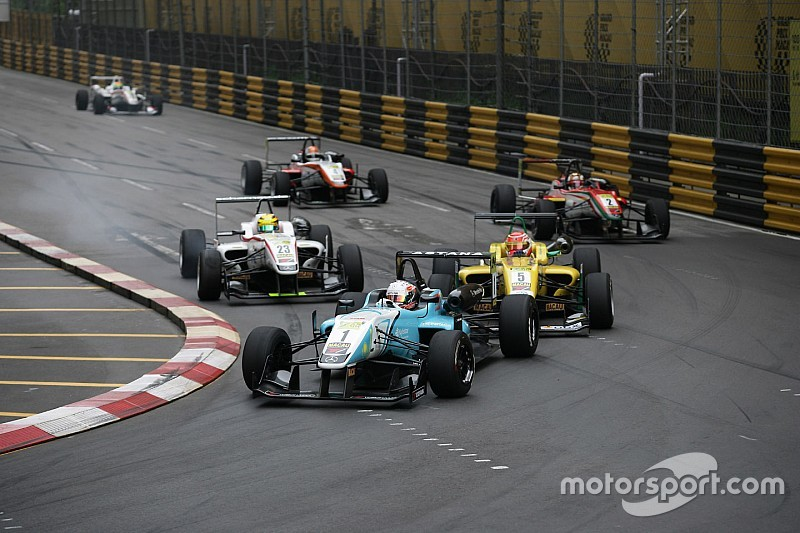 Daniel Juncadella va faire son retour en F3 au Grand Prix de Macao