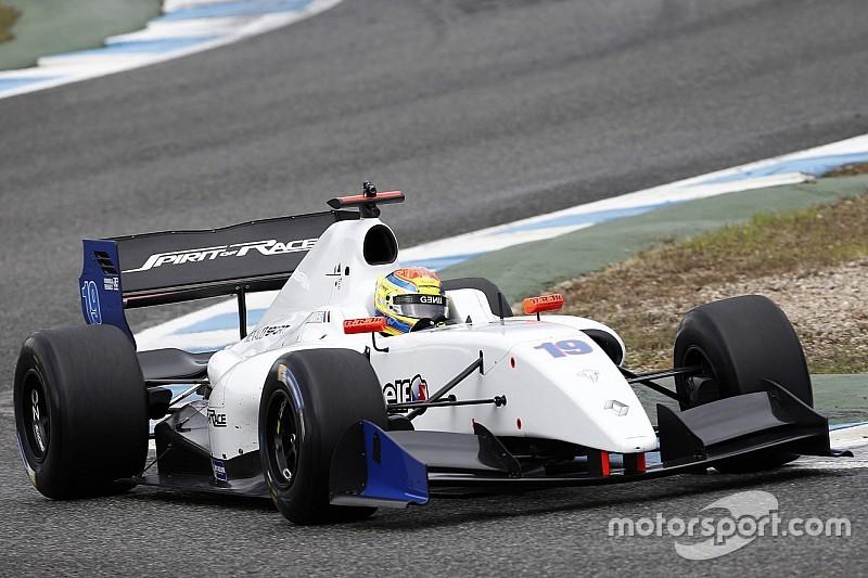 Vaxiviere il più veloce nei test di oggi a Jerez