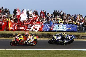 MotoGP Actualités Rossi accuse -