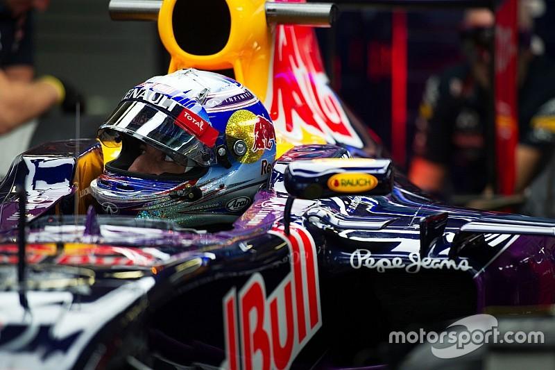 """Ricciardo - """"Peu probable"""" d'utiliser l'évolution Renault"""