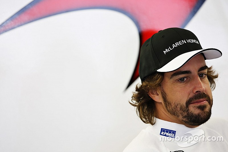 "Alonso believes finding 2.5 seconds ""realistic"" for McLaren"