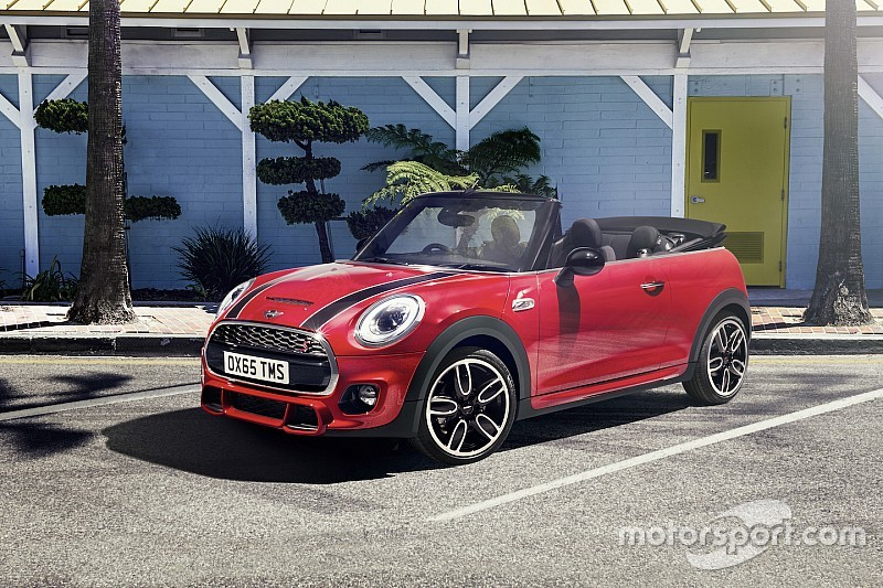 MINI Cabrio is officieel, wordt geproduceerd in Nederland