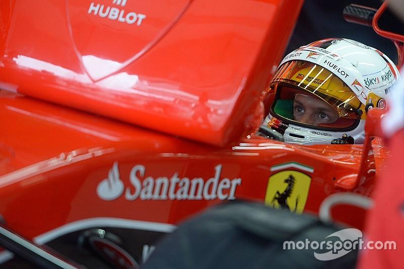 """Vettel tendrá """"mucha más"""" influencia en el Ferrari de 2016"""