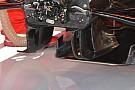 Ferrari: ci sono i turning vanes in tre elementi