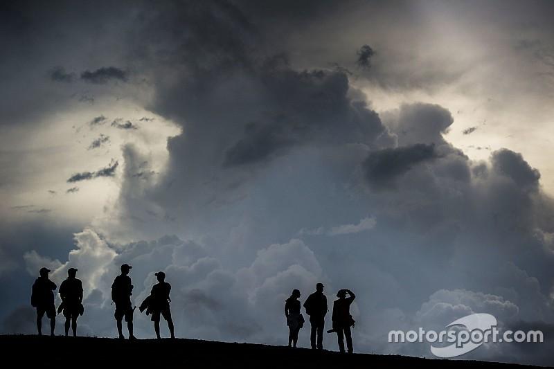 Furacão cancela segunda sessão de treinos da F1 nos EUA