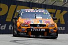Gold Coast V8: Van Gisbergen/Webb eenvoudig naar winst in zaterdagrace