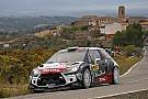 Championnats - Citroën reprend un (tout) petit peu d'air