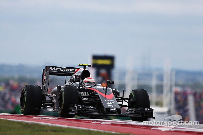 Button diz que McLaren não estava tão forte como esperado