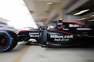 Formule 1 Actualités Button privé de l'évolution Honda au Mexique?