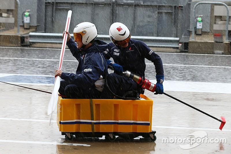 """Ferrari: """"somos uma equipe, não Cirque du Soleil"""""""